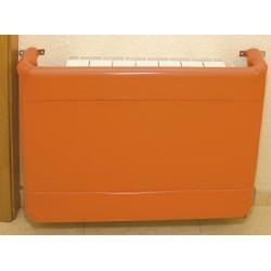 Protector completo antivandalico para radiador plano.100x75c