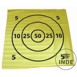 DIANA- MANTA fabricada en PVC, fácil de recoger y enrollar.