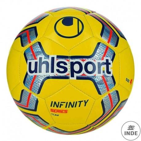 BALON FUTBOL-7 UHLSPORT Infinity Team. Cuero cosido