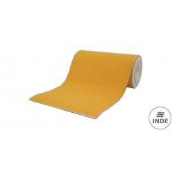 TAPIZ ENROLLABLE para gimnasia rítmica artística y  ejercicio  en suelo en general. Ancho 2m. Rollo de 12x2m