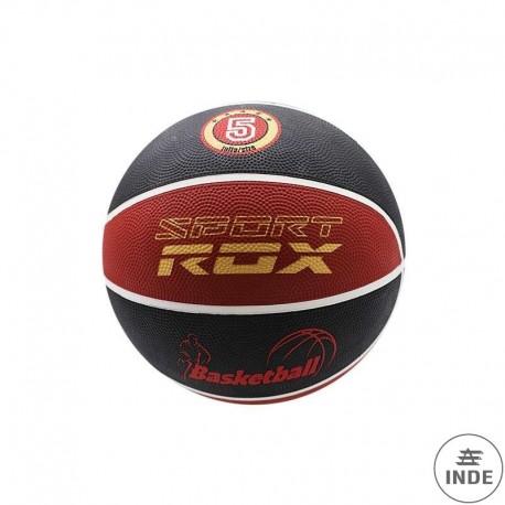 BALÓN MINIBASKETROX BLOCK nº5, Street basket caucho.