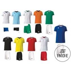 Camiseta Luanvi modelo Match..Disponibles tallas adulto e infantil
