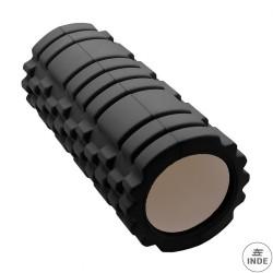 Rulo de masaje de PVC recubierto de goma EVA. Largo 30 cm