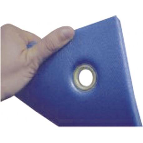 ESTERILLA DE AERÓBIC, 1200x500x15 mm., con ojeteros.