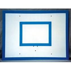 JUEGO TABLEROS MINIBASKET de fibra de vidrio, 25 mm., SEGÚN NORMA EN-1270.