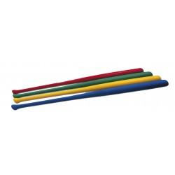 BATE DE SEGURIDAD. Alma de PVC rígida y flexible, cuerpo de foam y cubierta exterior especial