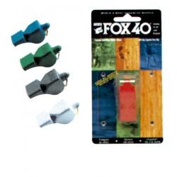 SILBATO FOX 40 colores negro gris o rojo