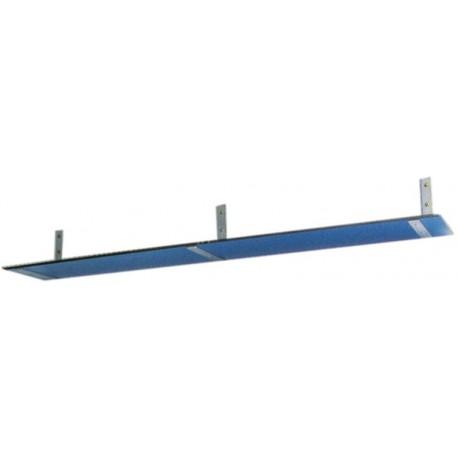 BALDA PARA PARED, liston fenólico 13 mm y estructura acero galvanizado MT LINEAL