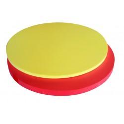 TAPIZ circular. Fabricado en espuma de celula cerrada. Medidas: Ø 100 x 5cm