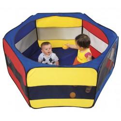 Piscina de educacion sensorial para pelotas,parque de nylon