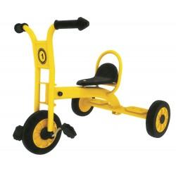 Triciclo escolar individual