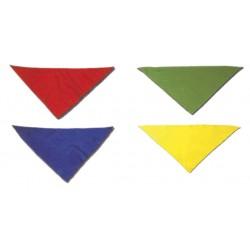 PAÑUELO DE DIFERENCIACIÓN Triangulares: 70x70x100cm.
