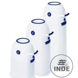 Contenedor de pañales anti-olor y ecológico. Mediano