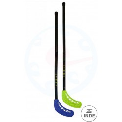 STICK HOCKEY ABC EUROSTICK 105 cm. Color pala verde o azul