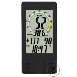 MONITOR. Apto para MU0542, MU0542, MU0551 Y MU0570. Mide distancia, tiempo, calorias, velocidad y rpm.