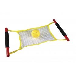 JUEGO DE REDES. Asas fabricadas en foam para comodidad y control. Incluye pelota