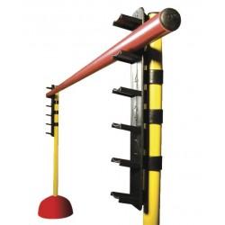 PIEZA regulable en altura para pica, 6 niveles.Set 2 unidades.