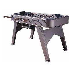 FUTBOLÍN INOX . Fabricado en acero inoxidable AISI 316, resistente a la intemperie